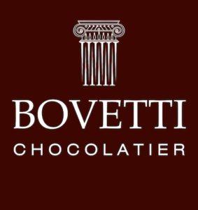 logo bovetti chocolatier