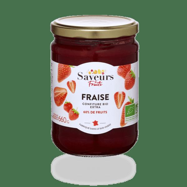 confitures-traditionnelles-fraise